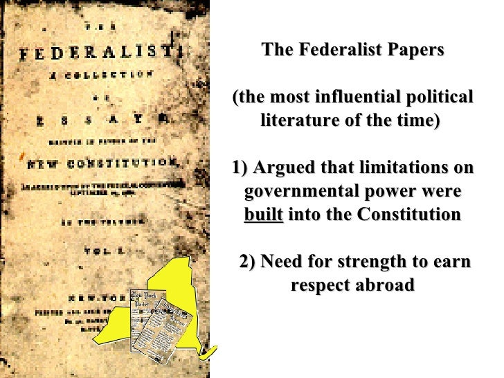 essays written to urged ratification of the constitution The federalist papers were written as a series of letters and essays in support of the ratification of the us constitution these articles were written from 1787 to.
