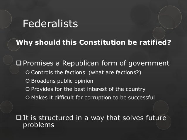 essays that generate support for constitutional ratification Federalist papers questions including what did the federalist papers achieve support for and one of in support of the ratification of the us constitution.