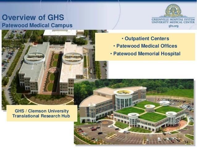 Greer Memorial Hospital Emergency Room