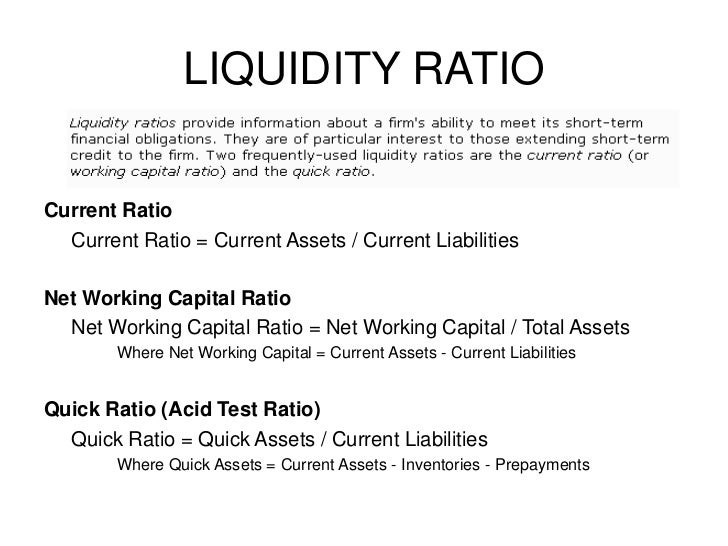 working capital ratios juve cenitdelacabrera co