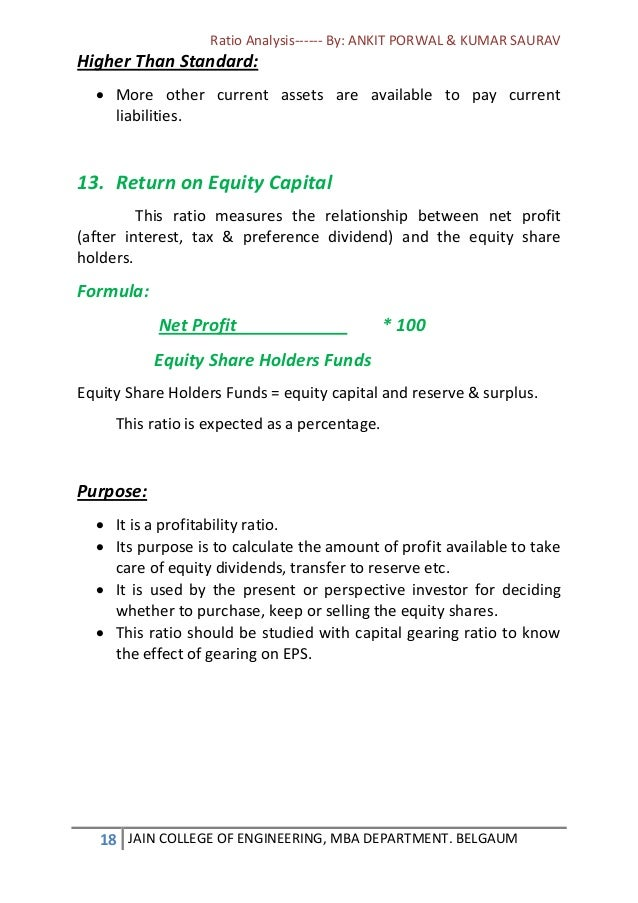 Cost of Equity in CAPM | Formula | Calculation & Examples