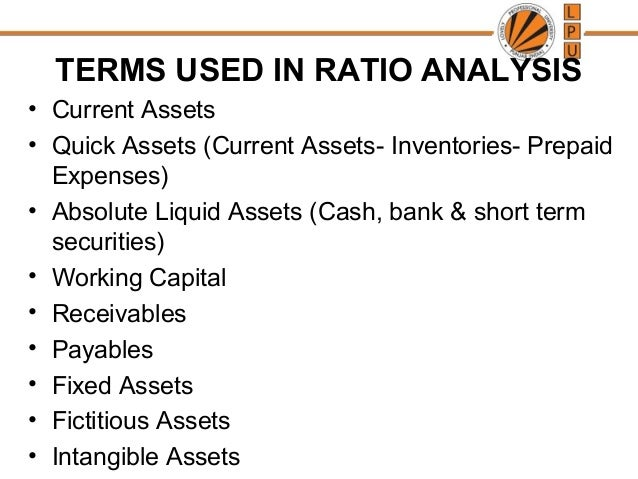 Analytical Study Of All Assets Or Documents In Your Family ...