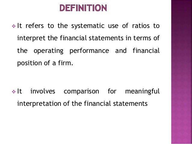 an analysis and comparison of the ratio and working capital It is associated with working capital analysis because the ratio generally indicates the smooth transition from accounts receivable into cash, which is an important indicator of a firm's ability to operate and the quality of its working capital.