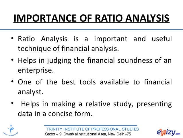 Accounting Ratios: Uses and Types (With Calculations)
