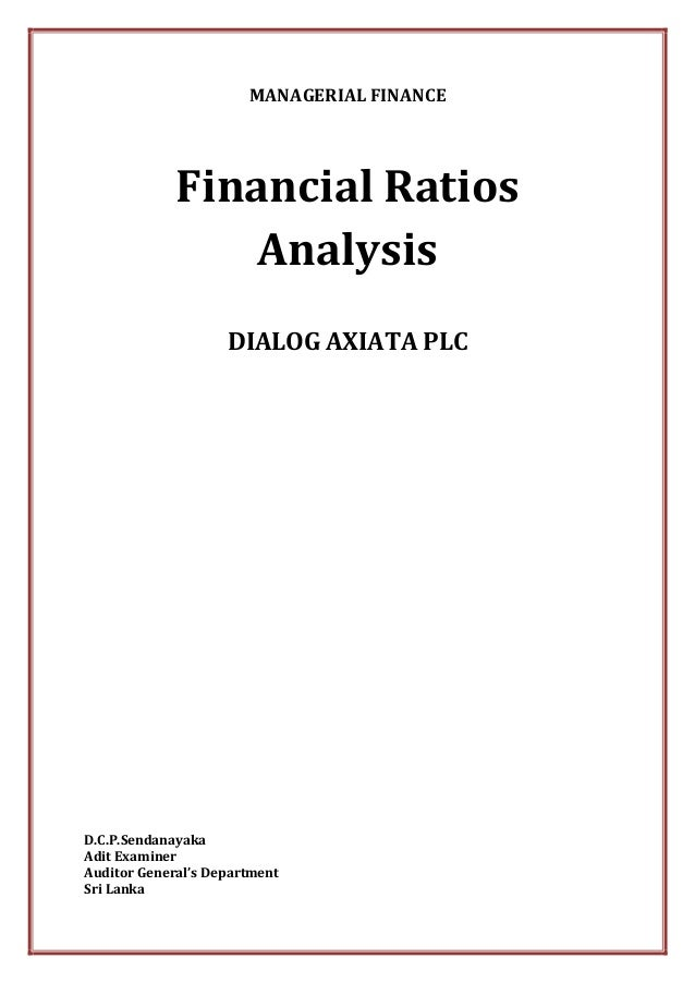 financial case analysis ratio analysis Case study on financial statement analysis of australia_金融/投资_经管营销_专业资料 暂无评价|0人阅读|0次下载 |举报文档 case study on financial statement.