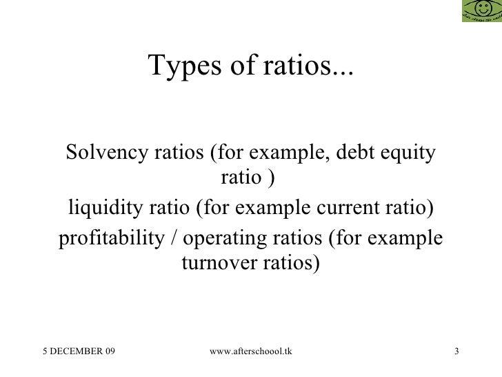Inadequacies of accounting ratios as tools of financial analysis - Essay Example