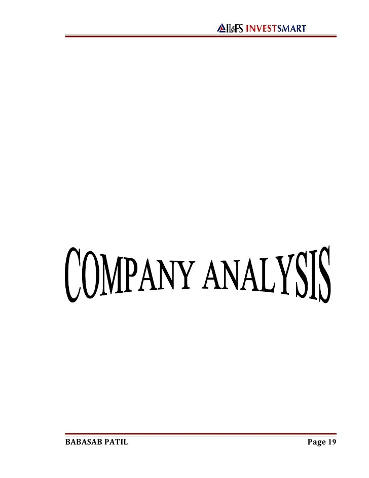 mba project ratio analysis Final project – financial analysis beatrice valdez, mba student capella  university mba 6016 finance and value creation [ may 16, 2012 ] michael blagg ,.