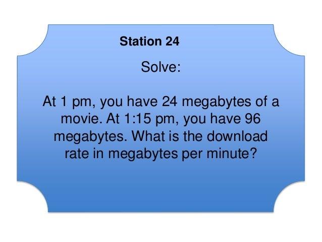 = 24 megabytes