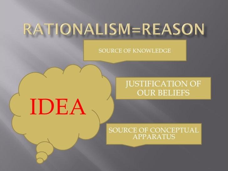 Rationalism Report