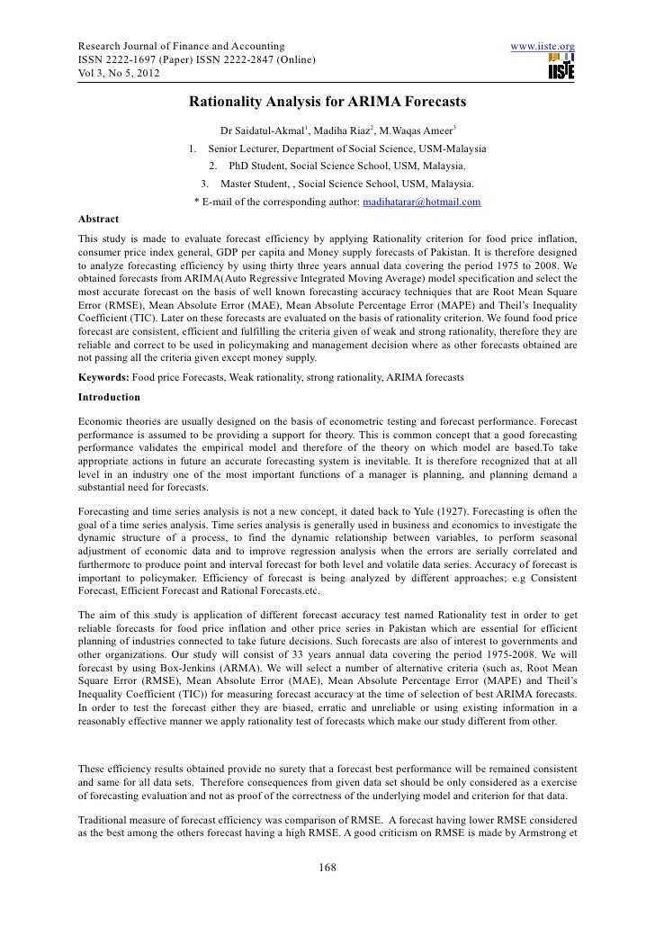 Research Journal of Finance and Accounting                                                             www.iiste.orgISSN 2...