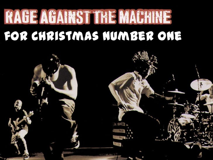 for Christmas Number One