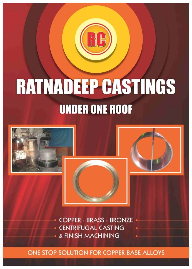 Ratnadeep Castings, Pune, Metal Casting Products