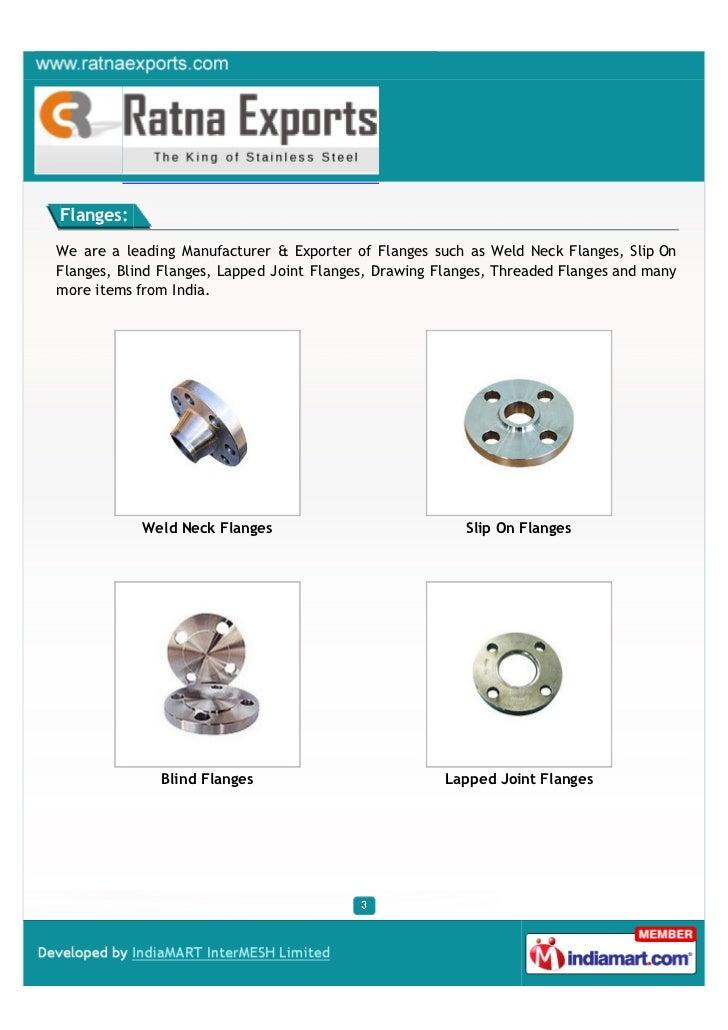 Flanges:We are a leading Manufacturer & Exporter of Flanges such as Weld Neck Flanges, Slip OnFlanges, Blind Flanges, Lapp...
