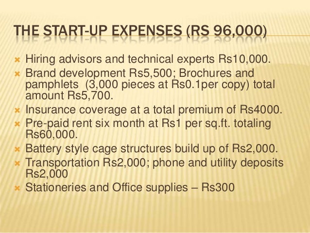 Poultry Farming Business Plan – Executive Summary Sample