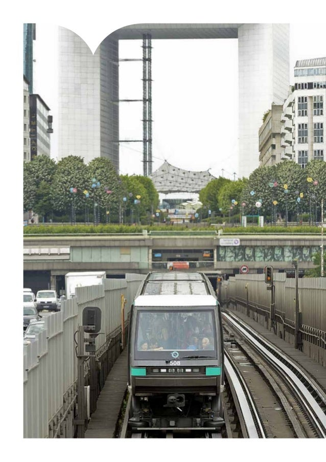 The SolutionRATP launched a tender process to recruit specialist suppliers with anacknowledged expertise in their field of...