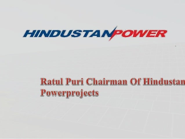 Anuppur Thermal Powerprojects By Ratul Puri
