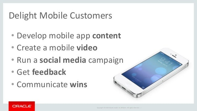 Rauch delighting mobile customers with content for apps, videos, and a social media campaign Slide 3