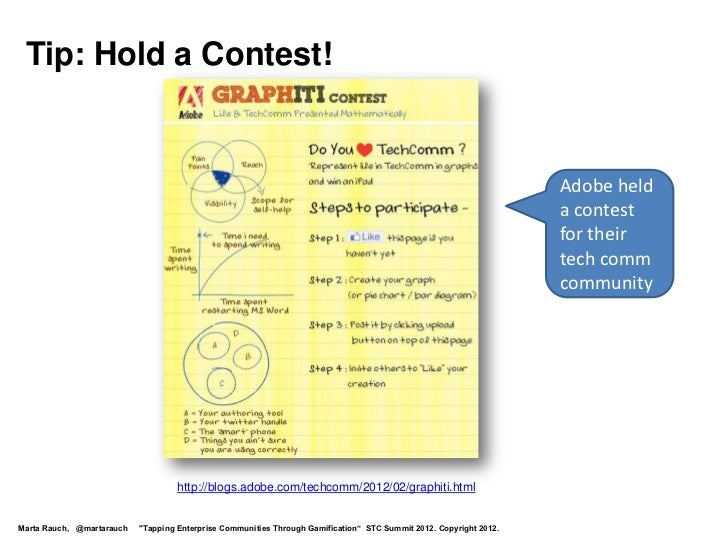 Tip: Hold a Contest!                                                                                                      ...