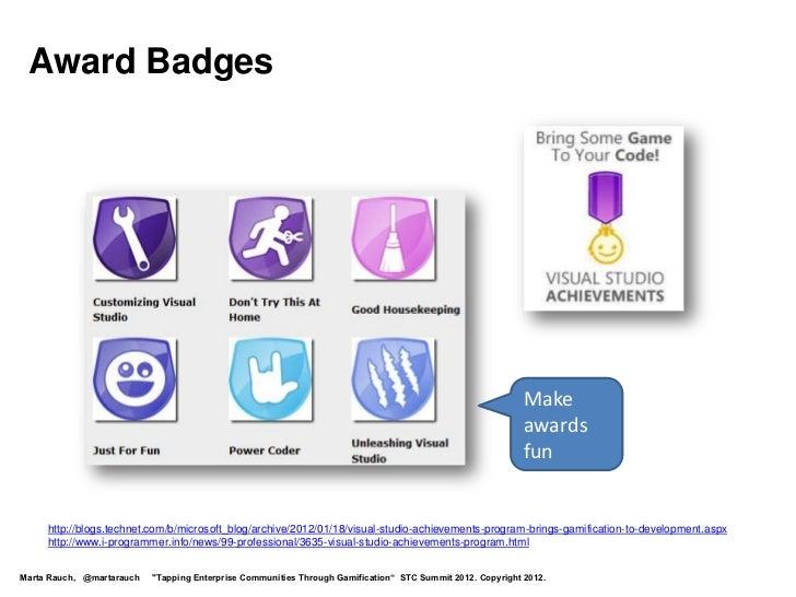 Award Badges                                                                                                            Ma...