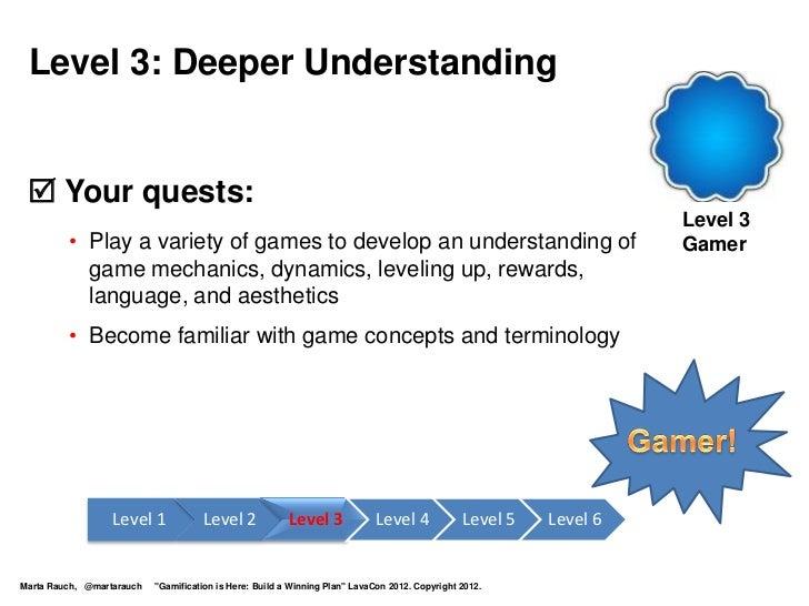 Level 3: Deeper Understanding  Your quests:                                                                              ...