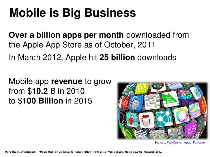 Apple: More Than 100 App Downloads Per User