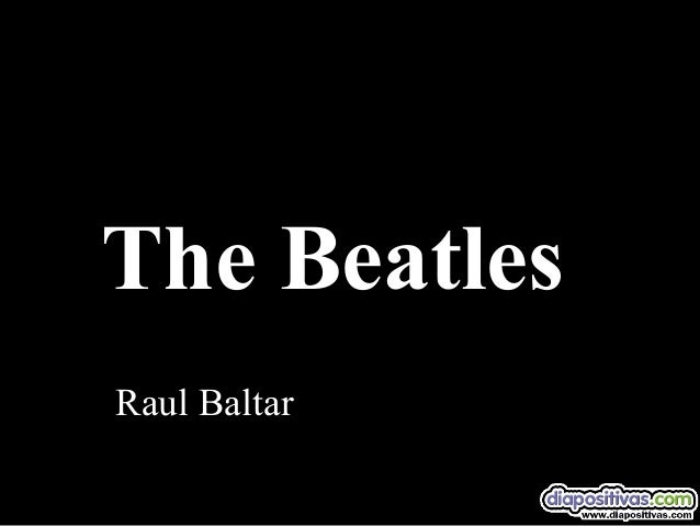 The BeatlesRaul Baltar