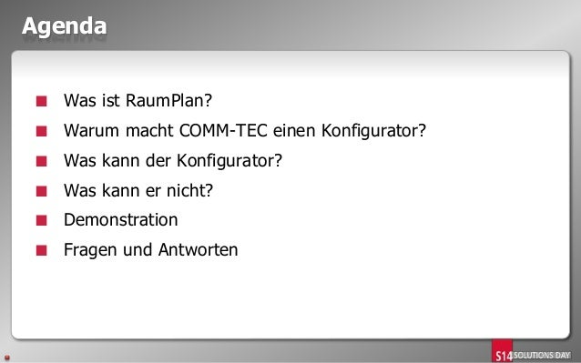 Raumplan Online Configuration For Meeting Rooms