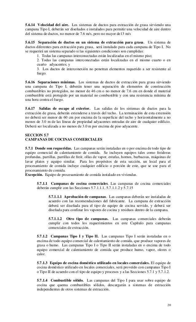 Reglamento de Aire Acondicionado y Ventilacion (RAV) apayre 2013