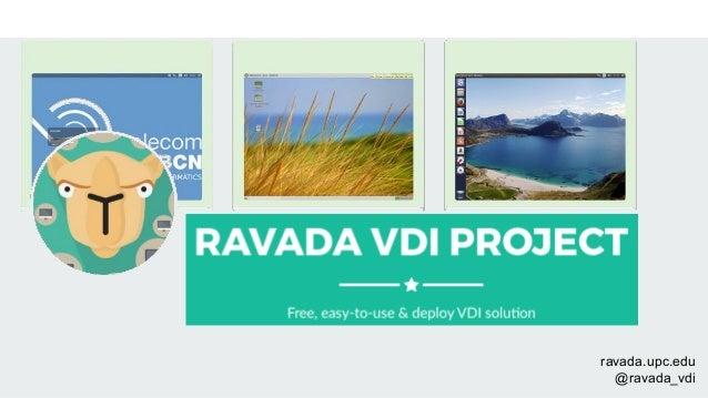 ravada.upc.edu @ravada_vdi
