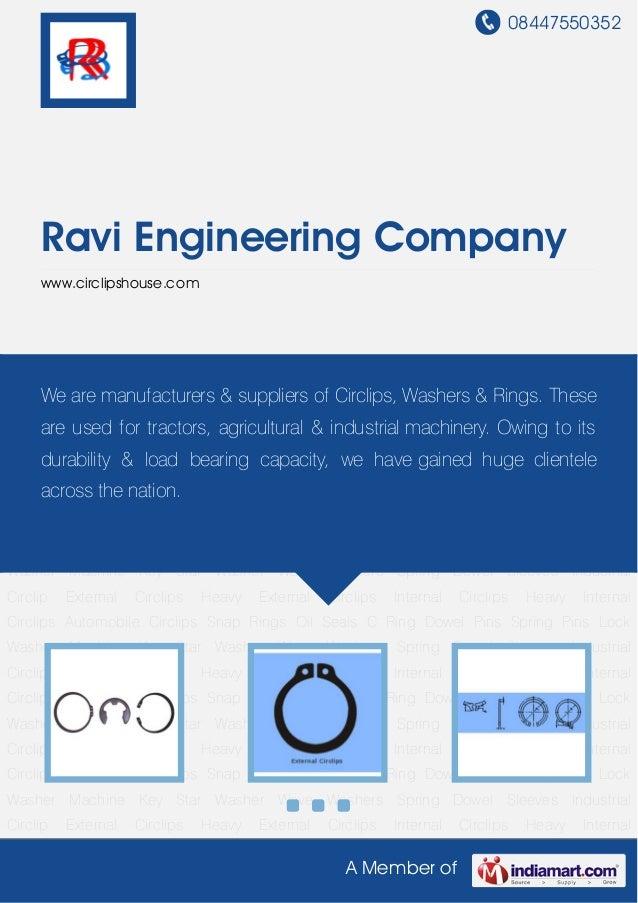 08447550352A Member ofRavi Engineering Companywww.circlipshouse.comIndustrial Circlip External Circlips Heavy External Cir...