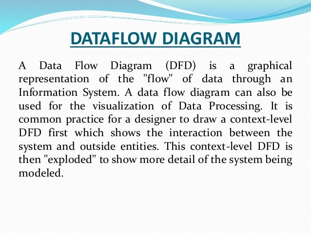 Process diagrams & data flow diagrams for powerpoint presentations.