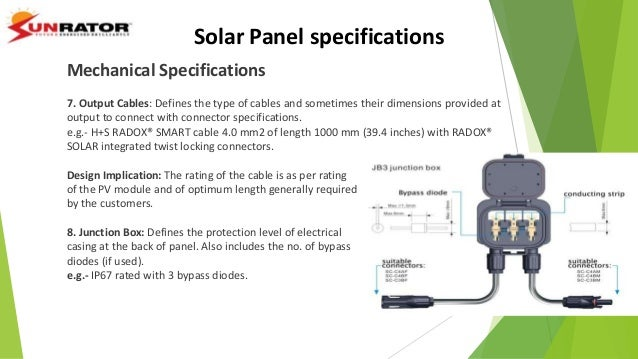Fundamentals of solar pv system solar panel specifications 71 electrical specifications 1 asfbconference2016 Choice Image