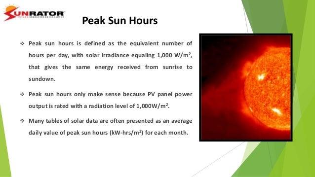Fundamentals Of Solar Pv System