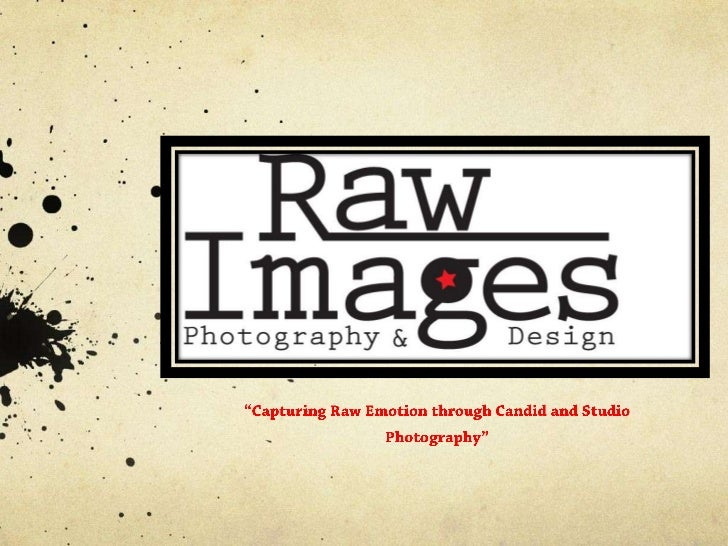 """""""Capturing Raw Emotion through Candid and Studio          Photography""""<br />"""