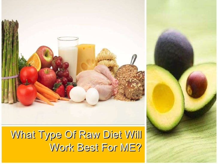 What Type Of Raw Diet Will Work Best For ME?