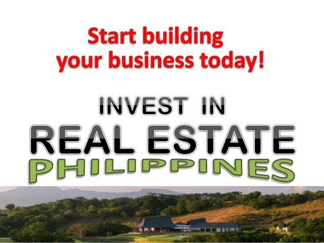 Invest in raw land start building your business today for Steps to building a house on raw land