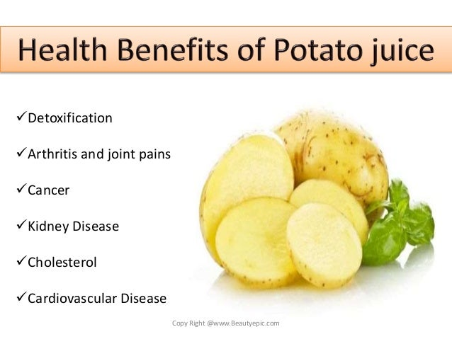 potato juice for hair
