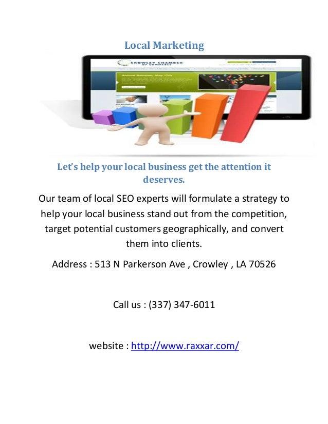 Raxxar Technologies Web Design Services Lafayette
