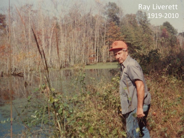 Ray Liverett 1919-2010