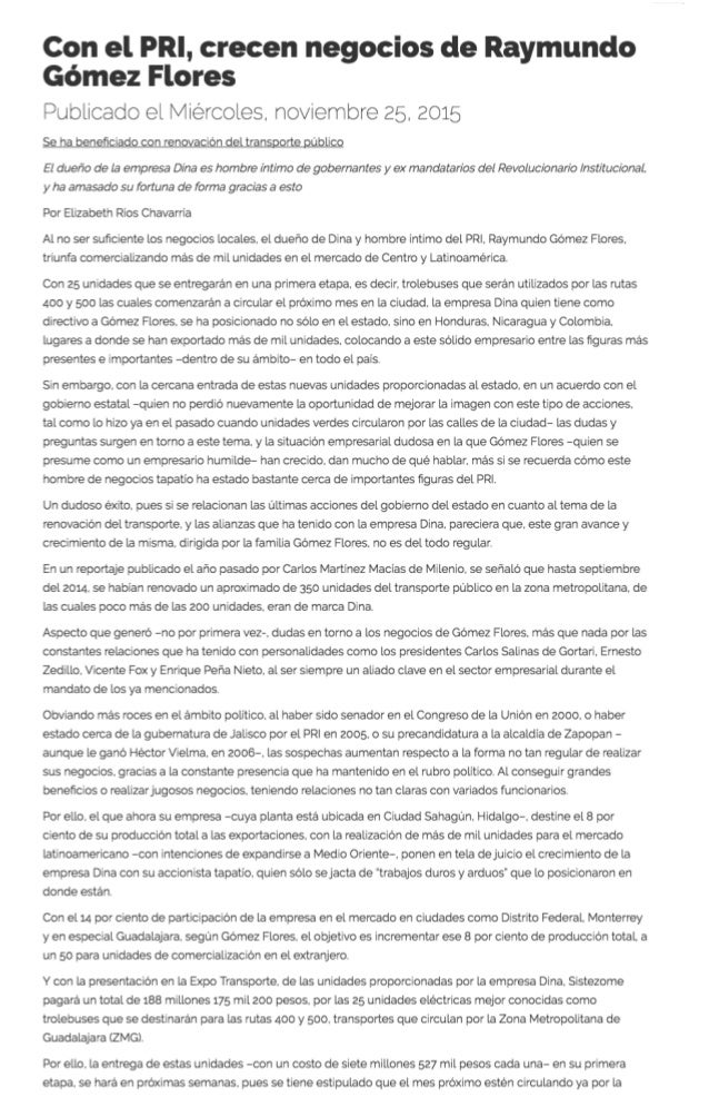 http://pagina24jalisco.com.mx/local/2015/11/25/con-el-pri-crecen-negocios-de-raymundo-gomez-flores/ 03.06.2017