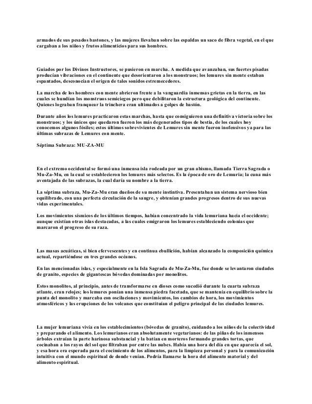 Fisicas lemurianos caracteristicas documents.openideo.com Cualidades