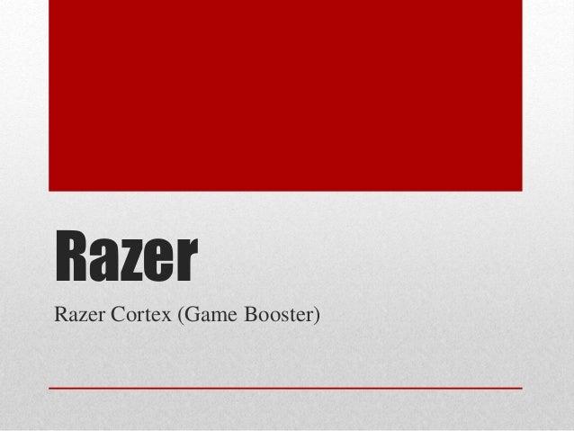Razer Razer Cortex (Game Booster)