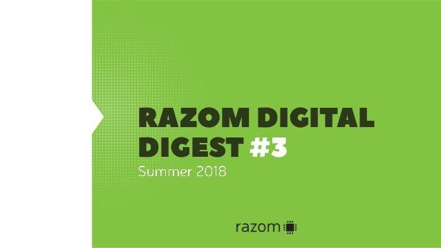 RAZOM DIGITAL DIGEST #3