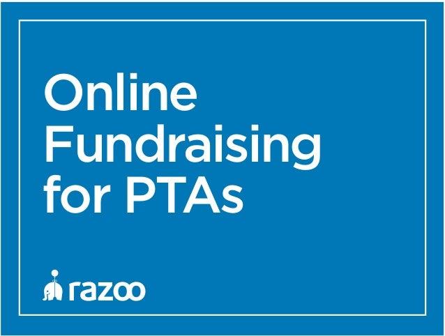 OnlineFundraisingfor PTAs