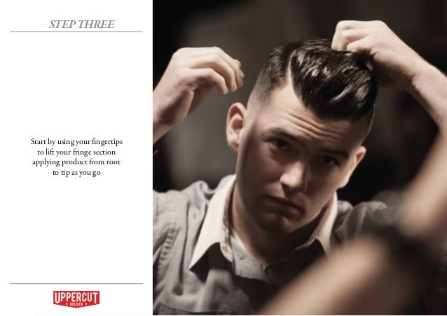 How To: Grooming - Razor Faded Side Part - Mens Hairstyles