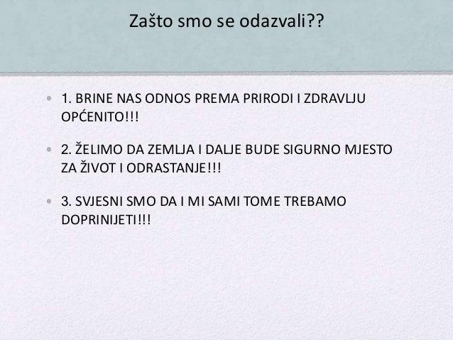 """Projekt """"Manje je više"""", 5B OŠ Marjan Slide 2"""