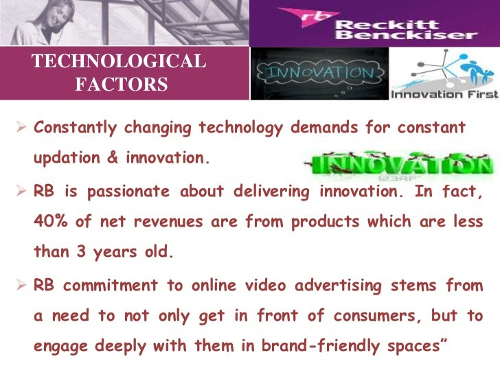 reckitt benckiser fast focused innovation View mathilde levy's  i'm passionate about fast innovation,  trade marketing and sales studies for the brands portfolio for reckitt benckiser france.