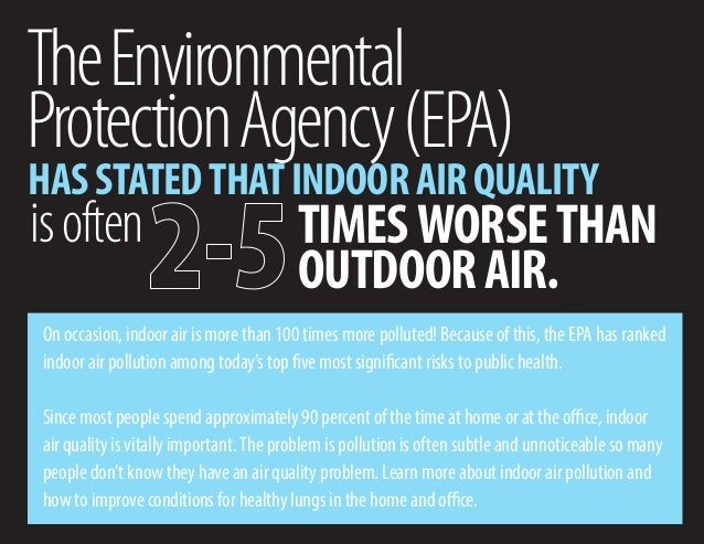Indoor Air Quality: Why It's So Important