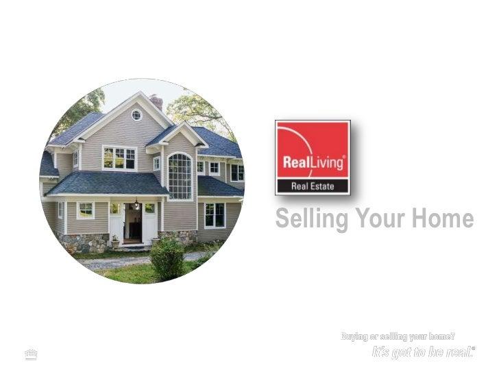 Real Living Seller Presentation - landscape