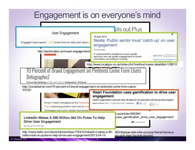 What is user engagement? User engagement is a quality of the user experience that emphasizes the positive aspects of inter...